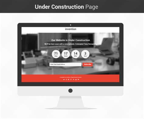 Invention Responsive Html5 Template By Jozoor Themeforest Interactive Html5 Website Templates