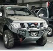 Custom Navara Bumper  Nissan Frontier Mods Pinterest