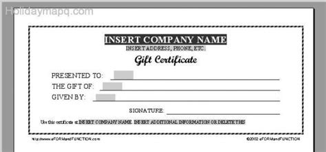 printable automotive gift certificates gift certificate template holidaymapq com