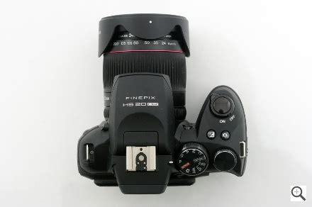 Fujifilm Finepix Hs20 Exr Build And Design