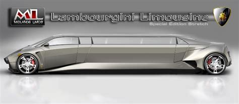 Lamborghini Limo Hire Lamborghini Limo Hire Prices Gallery