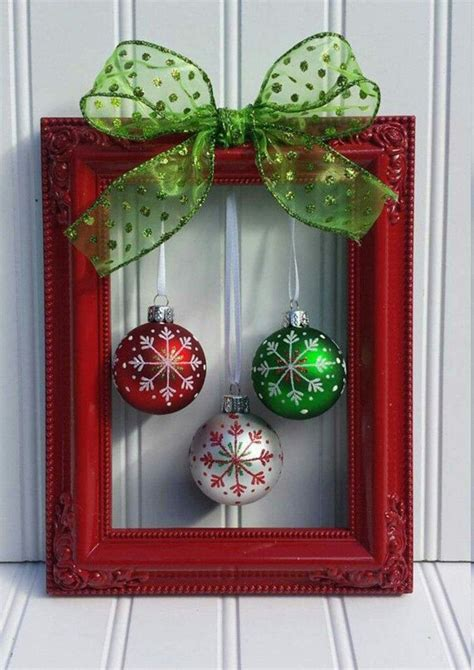 1000 ideas about picture frame ornaments on pinterest
