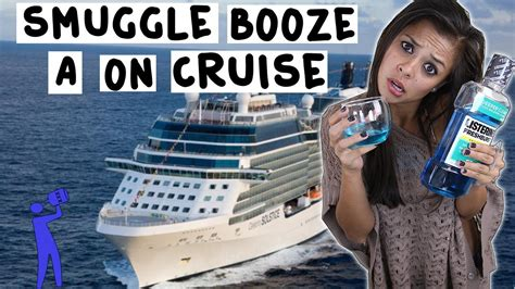 Cruise Ship Bartender by How To Smuggle On A Cruise Ship Tipsy Bartender