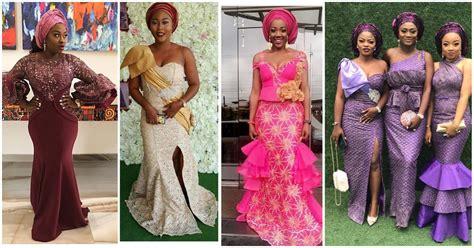 aseobi style slay queens in exquisite asoebi styles amillionstyles com