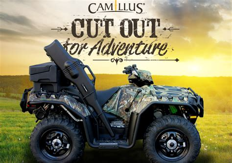 Atv Giveaway - camillus launches fully loaded atv sweepstakes camillus knives