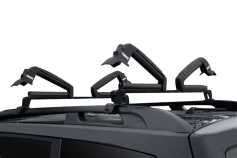 ski rack rental rent thule snowcat 5401 your save money ski rack solution