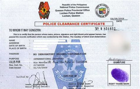 Endorsement Letter For Barangay Clearance How To Get Clearance Requirements Philippines