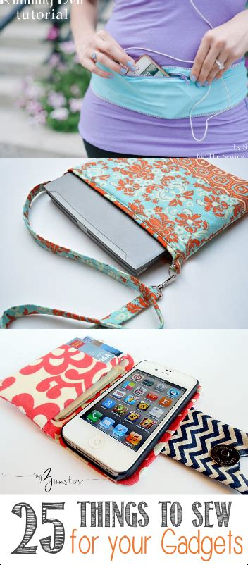 25 things to sew in 25 things to sew for your gadgets the sewing rabbit