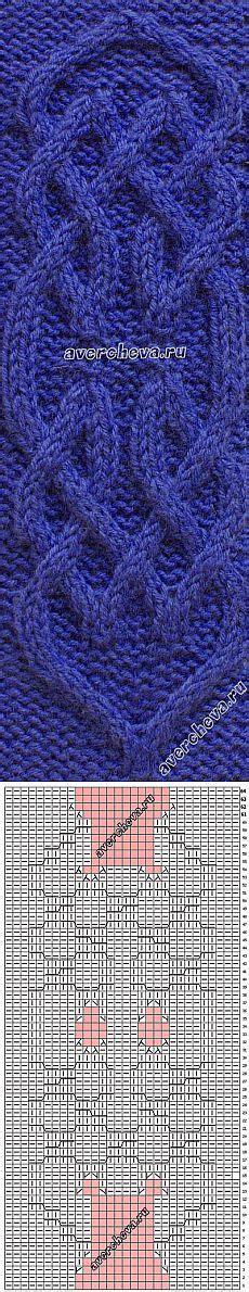 аранский узор для вязания спицами
