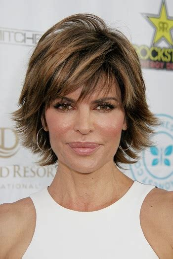 achieve lisa rinna hair cut short edgy hairstyles for black women