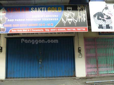 Siska By Toko Gajah Sakti alamat telepon toko emas semar sakti gold pasarwage