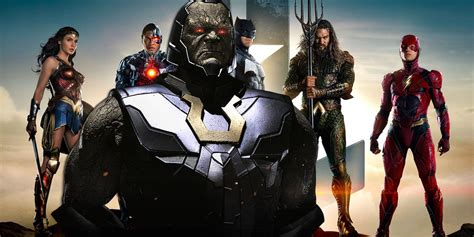 justice league film rumours is the dceu giving up on darkseid screen rant
