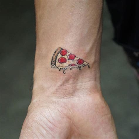 pizza slice tattoo collection of 25 pizza slice photo