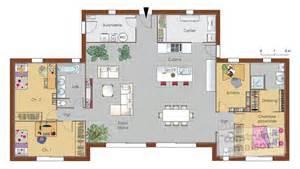 maison bois d 233 du plan de bois faire