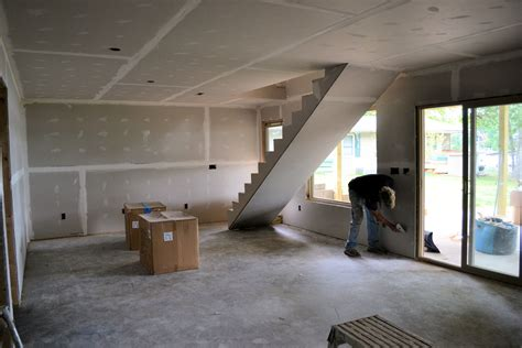 drywall basement ak britton construction llc