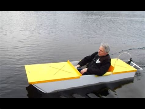 diy boat sparky a diy electric boat youtube