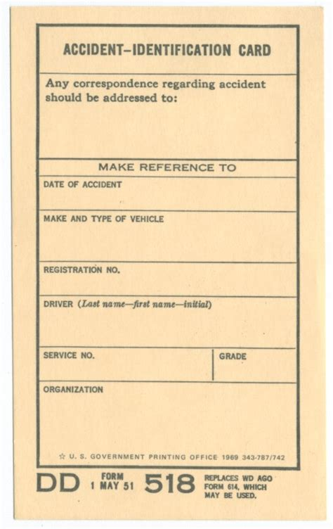 dd form 1574 yellow tag images