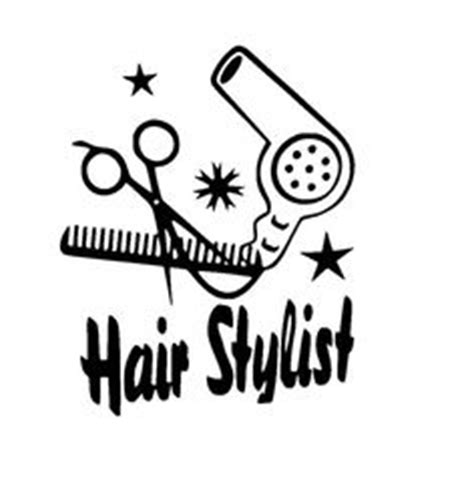 Hairstyle Tools Designs For Silhouette Cameo by Barber Hairdressing Salon Equipment Hairdryer