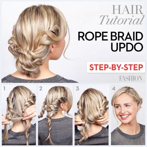 romantic updo for inverted triangle top 10 messy updo tutorials for different hair lengths