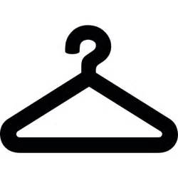 clothing hanger icons free download