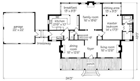 House Plans Southern Federal Creole House House Plans Pinterest House