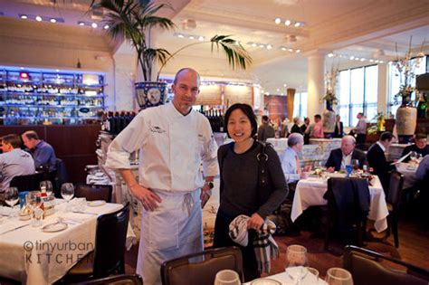 Oceanaire Seafood Room Baltimore by The Oceanaire Tiny Kitchen