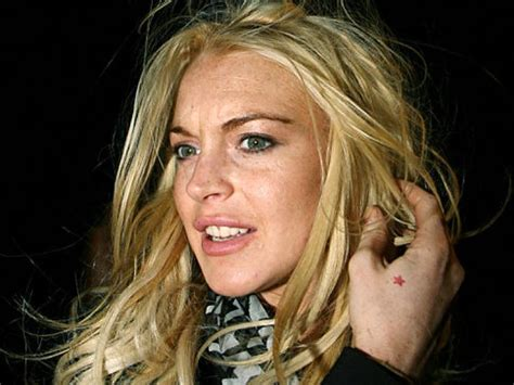 Lindsay Lohan Is About To See Dead by Gatecrasher Lilo Sees Of All Lies Ny Daily News