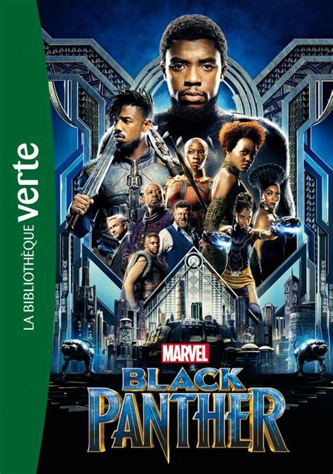 film roman marvel biblioth 232 que marvel tome 19 black panther le roman du