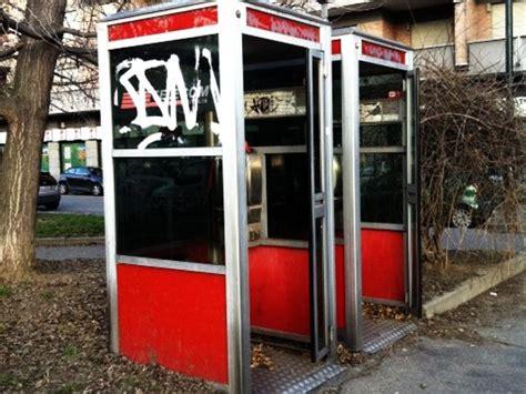 cabine telefoniche torino civico20 news cabine telefoniche abbandonate al degrado