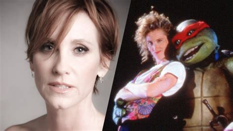 where did the word cadillac originate from mutant turtles judith hoag played april o