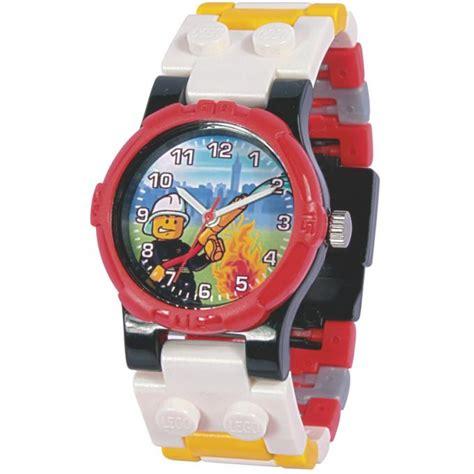 montre lego city 740426 montre pompier enfant sur bijourama montre pas cher en ligne