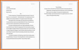 Apa Style Sle Essay by Apa Style Papers Sop Format Sle
