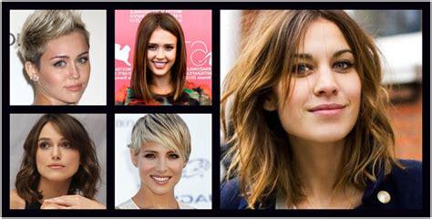 cortes para cabello segun el rostro de mujer cortes de pelo seg 250 n el rostro entre bellas