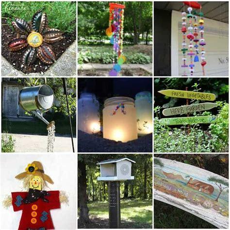 Garden Decorations To Make by Garden Crafts 26 Garden Craft Ideas You Can Make