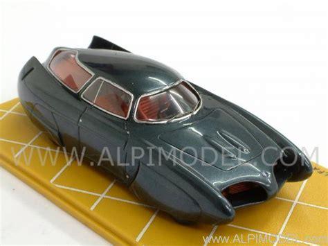 Pi Romeo Grey bz234 alfa romeo bat 5 1953 grey metallic 1 43