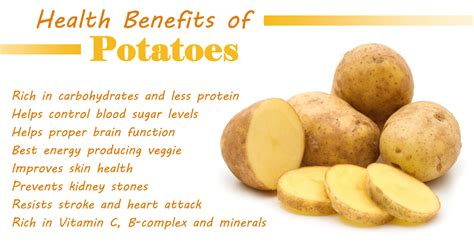 carbohydrates in potatoes the humble potato and its health benefits