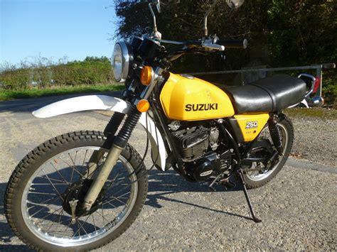 Suzuki Ts 250 Manual Suzuki Ts250 Classic Trail 1978 Dt Xl Ke
