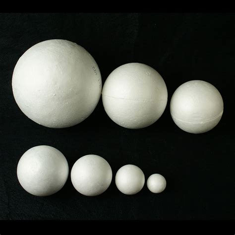 6 foam balls school science project wedding centerpiece floral arranging craft ebay