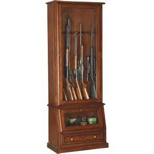 american classic cabinets american furniture classics 174 12 gun cabinet with slanted