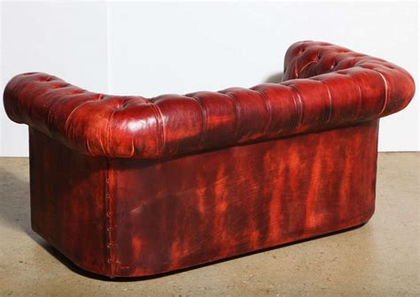 Leather Chesterfield Sleeper Sofa by Mahogany Leather Chesterfield Sleeper Sofa And