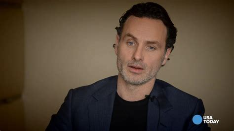 andrew lincoln character for andrew lincoln walking dead never felt so alive