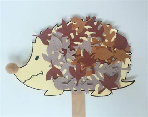 hedgehog crafts for hedgehog craft for the evolution