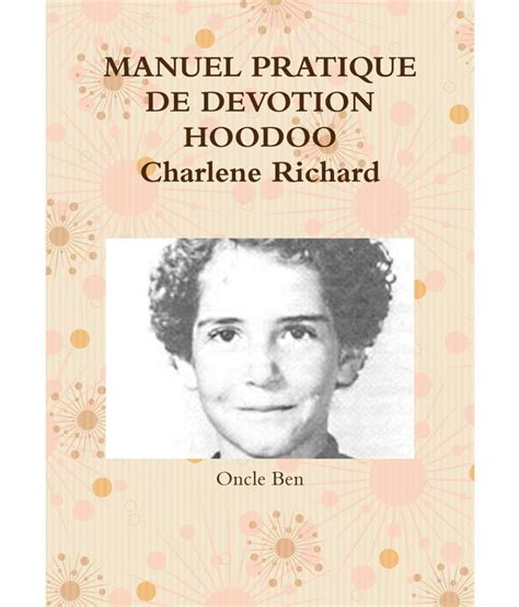 manuel pratique de devotion hoodoo charlene richard buy - 1326647903 Manuel Pratique De Devotion Hoodoo
