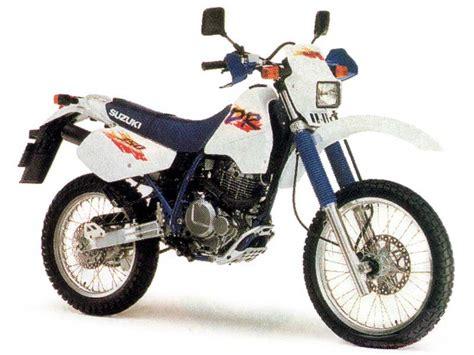 Suzuki 350 Dual Sport Suzuki Suzuki Dr 350 Se Moto Zombdrive