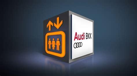 Audi Bkk Krankenkasse by Krankenkasse Audi Bkk Mit Neuem Auftritt Samt Imagekagne