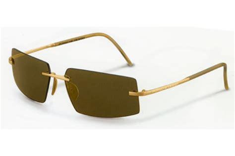 porsche design by sunglasses porsche design p 8447 18kt gold sunglasses free shipping