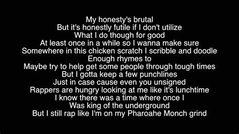 rap song lyrics rap god lyrics eminem