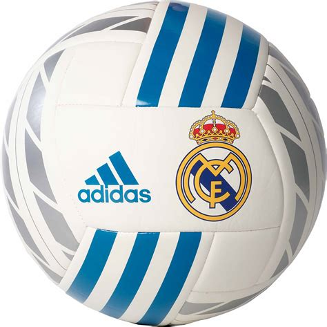 Real Madrid 01 adidas real madrid soccer white teal