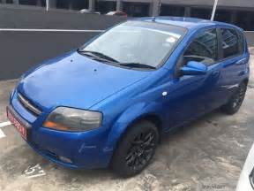 Chevrolet Aveo 2007 Problems Used Chevrolet Aveo 2007 For Sale Stock Tradecarview