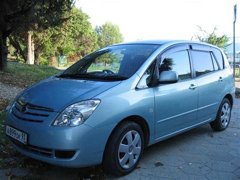 2003 Toyota Corolla For Sale 2003 Toyota Corolla Spacio For Sale 1500cc Gasoline Ff